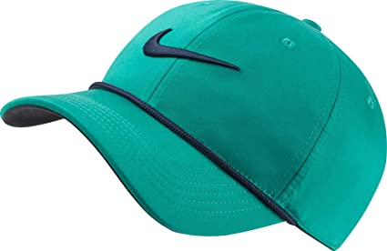 c3d749d7178f4e Amazon.com : Nike AeroBill Classic99 Golf Hat (Neptune Green ...