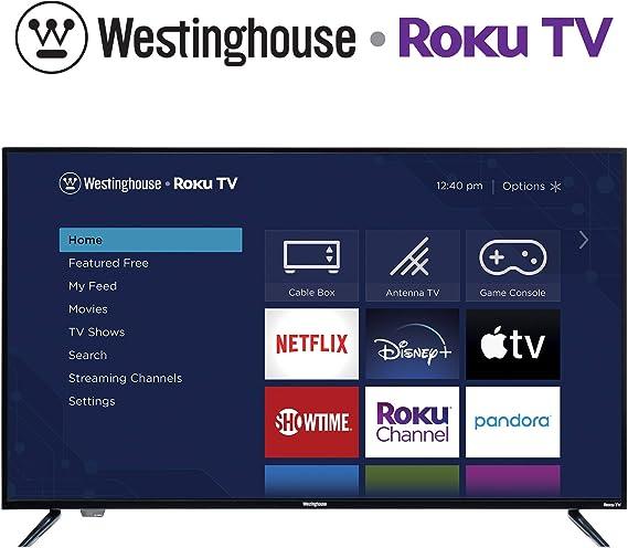 Westinghouse 40 inch Roku Full HD LED Smart TV