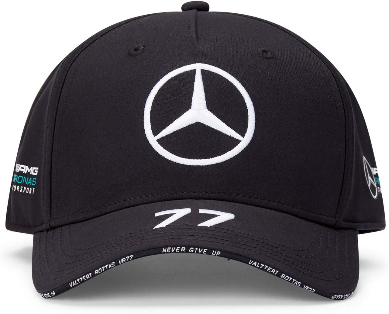 MAMGP Valtteri Bottas F1 Cap Official 2020 Range by Mercedes-AMG Formula One Team