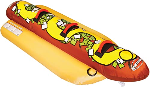 SPORTSSTUFF HOT DOG 3 Rider Towable Tube