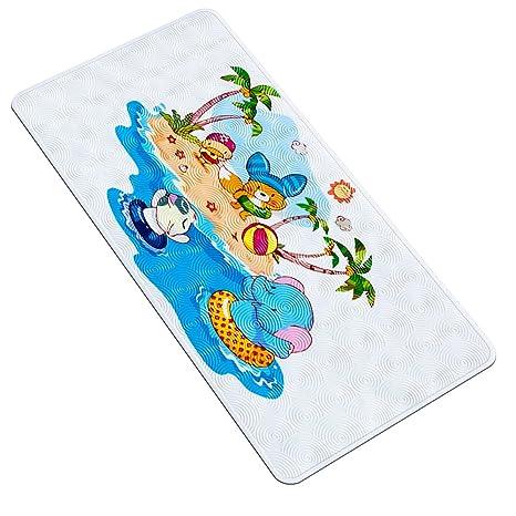 Alfombrilla antideslizante para bañera para niños BliGli ...