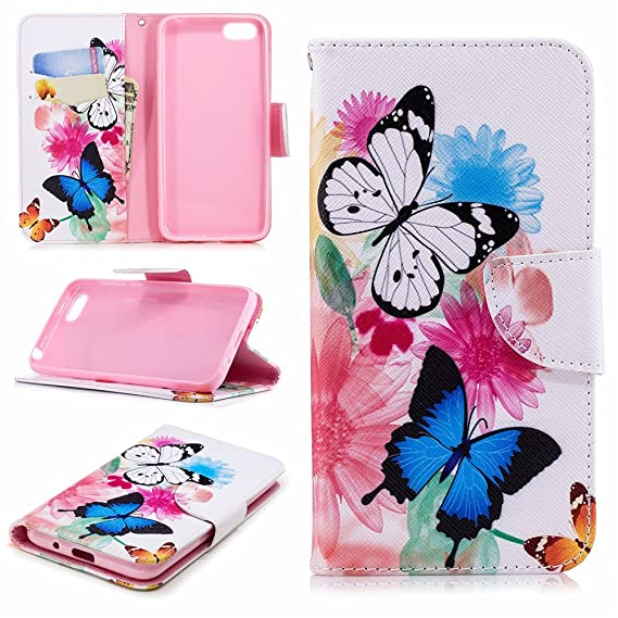 Amazon com: XYX Phone Wallet Case for Huawei Y5 2018
