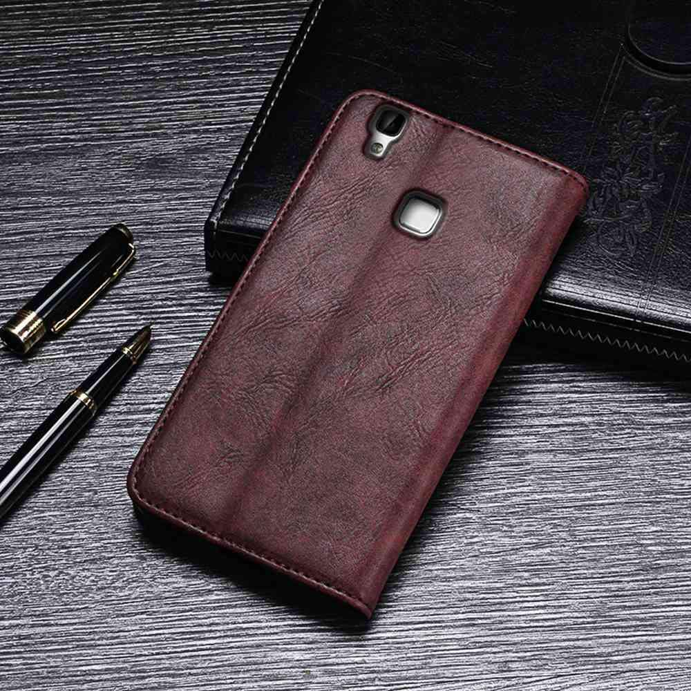 Amazon.com: Case for Doogee X5 Max, PU Leather Stand Wallet ...