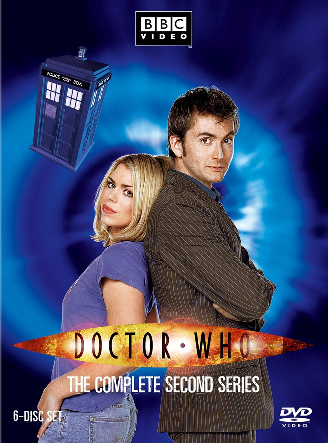 Doctor Who: The Complete Second Series