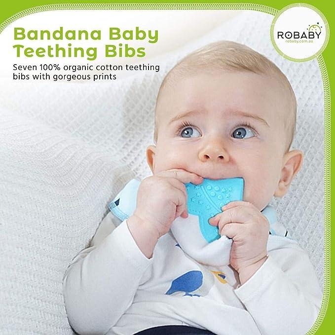 Amazon.com: ROBABY Calidad Diseñador Baberos y Tetera Bebé ...