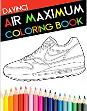 Air Maximum Coloring Book