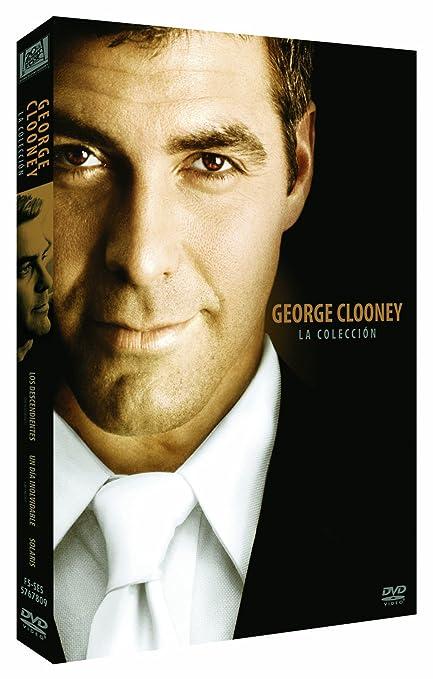 Coleccion George Clooney - Los Descendientes + Un Dia Inolvidable + Solaris DVD: Amazon.es: George Clooney, Shailene Woodley, Amara Miller, Michelle Pfeiffer, Anna Maria Horsford, Natascha Mcelhone, Alexander Payne, Michael Hoffman, Steven