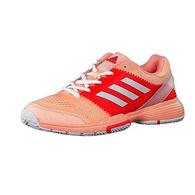new product a4969 20701 adidas Chaussure Tennis Femme Barricade Club W, Rouge  Amazon.fr  Vêtements  et accessoires