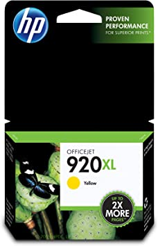 Retail Box 3pk Genuine HP 920XL High Yield Color OfficeJet 6000 6500 7000 7500