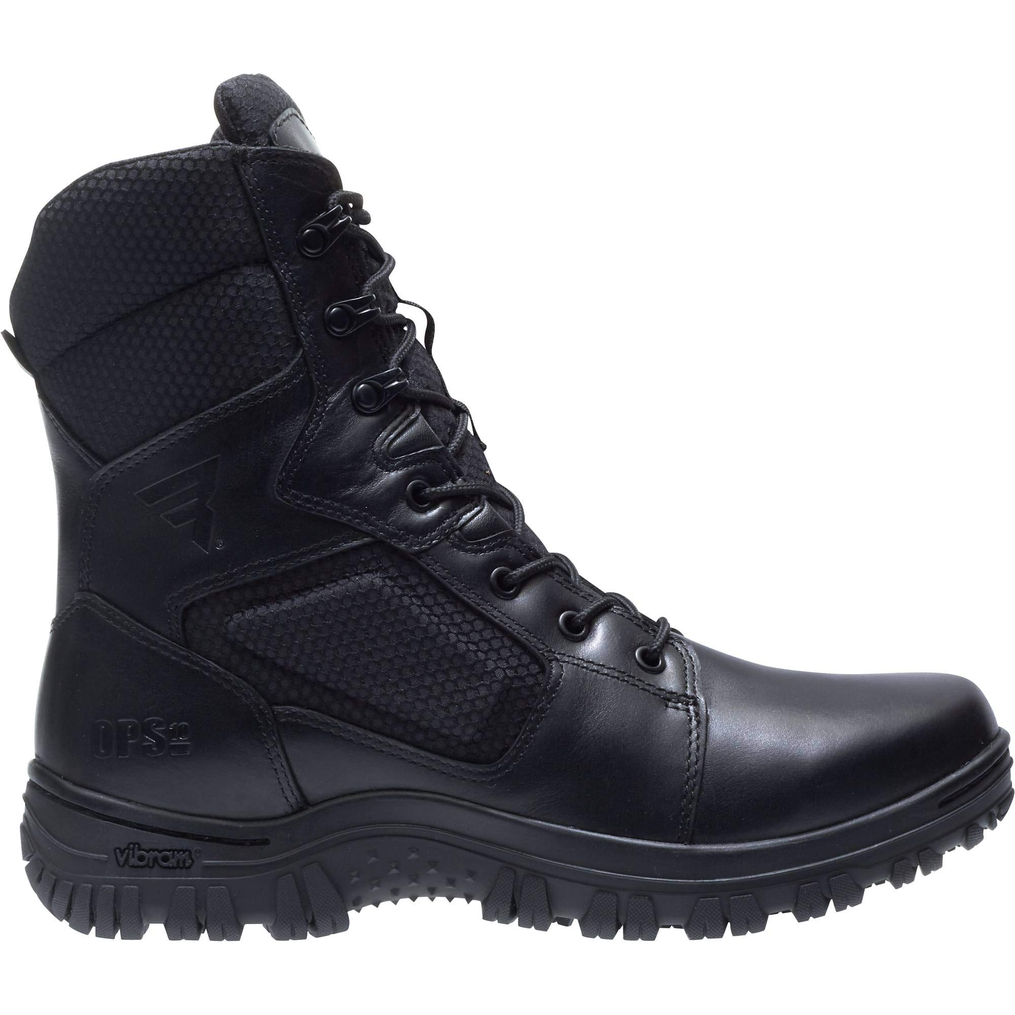 Bates Men's Maneuver Waterproof Fire and Safety Boot, Black, 9.5 M US by Bates