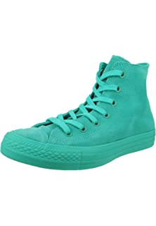 6aabd205945fdd Converse Women s Chuck Taylor CTAS Hi Low-Top Sneakers Blue