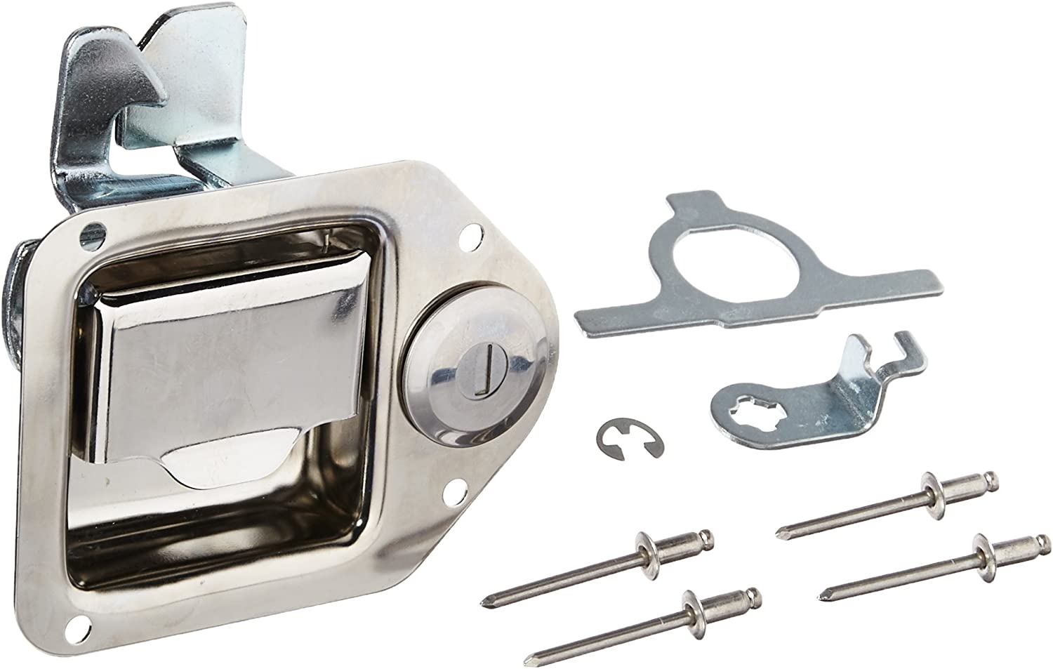 Bolt 7022697 Toolbox Latch Retrofit Kit for Late Model Chevrolet and GMC Keys