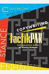 Copywriting tactikPAK: Fun Interactive Series - 66 Winning Strategies (tactikPAK[™] Book 1) Kindle Edition