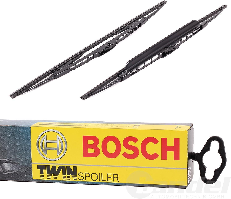 BOSCH TWIN SCHEIBENWISCHER SET VORNE 450S 450mm