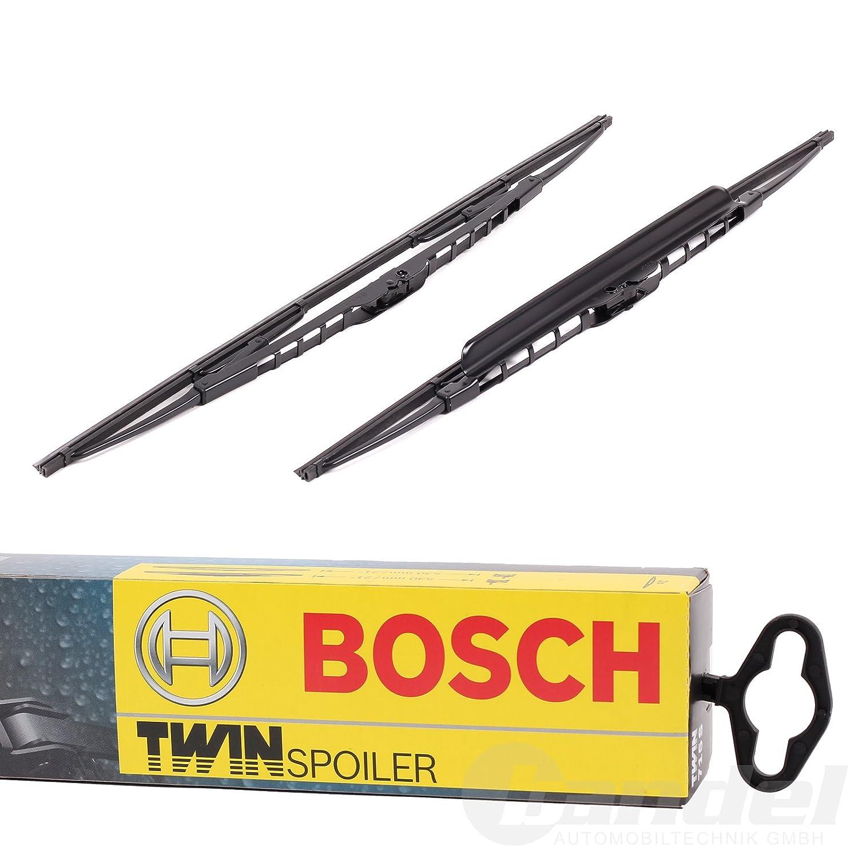 BOSCH TWIN SCHEIBENWISCHER SET VORNE 584S 530+475mm Bandel-Automobiltechnik