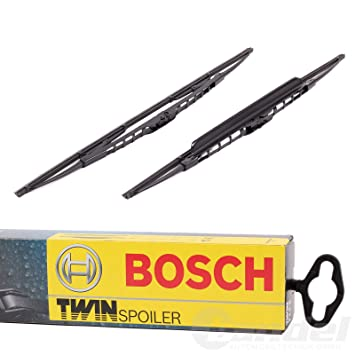 Bosch Twin Discos Limpiaparabrisas delantero 465s 475 mm: Amazon.es: Coche y moto