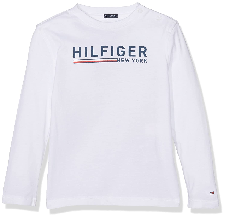 Tommy Hilfiger Boy's Long Sleeve Top KB0KB03462