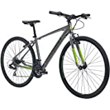 Diamondback Bicycles Trace ST Dual Sport Bike, Silver