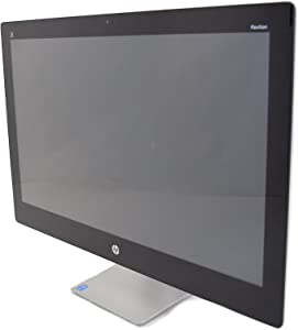 """Newest HP Flagship 27-Inch All in One Touchscreen Desktop (Intel Gen 6 i7-6700T up to 3.6 GHz, 16GB RAM, 1TB HDD, 27"""" WLED IPS FHD 1080p Display, AMD R7 A360 4GB Graphics, FHD Webcam, Windows 10)"""