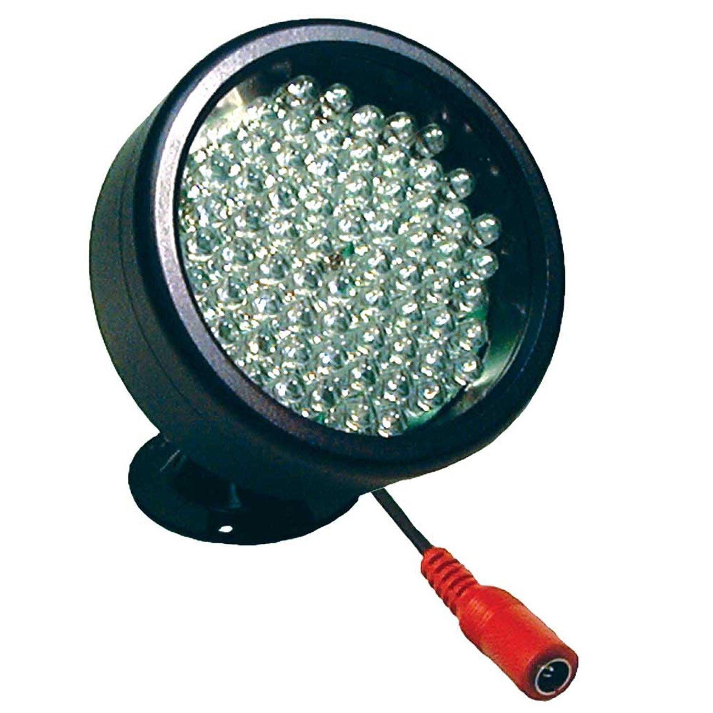 Amazon.com : Clover Electronics IR045 Night Vision IR Lights With 60 Feet  Range   Small (Black) : Camera U0026 Photo