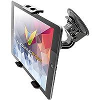 MOBILEFOX Auto tablet houder auto ruiten zuignap houder auto auto voor Apple iPad Pro Air