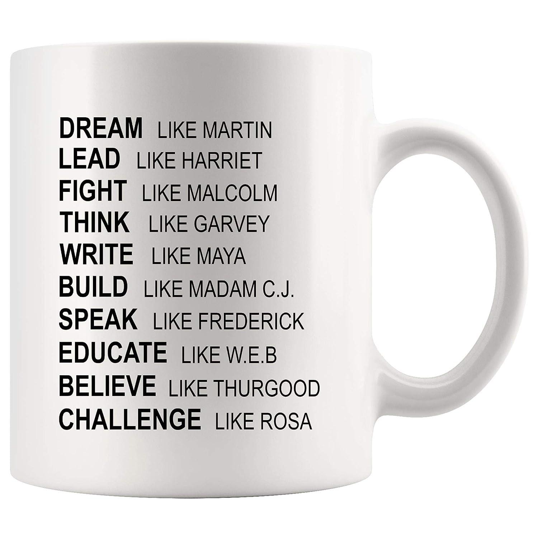 Amazon com: Funny Coffee Mug Beer Cup - Dream Lead Fight