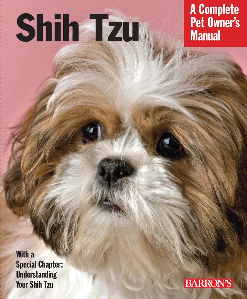 Shih Tzu Complete Pet Owners Manual Jaime J Sucher