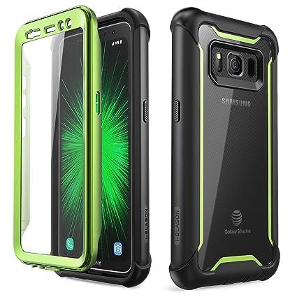 Amazon.com: i-Blason - Carcasa para Samsung Galaxy S8 ...