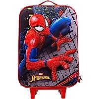 Spiderman Wall-Maleta Trolley Soft 3D