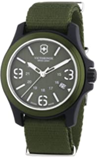 Victorinox VICTORINOX Mens Watch Original ORIGINAL Vik bird Knox Swiss Army 241514 [regular imported goods