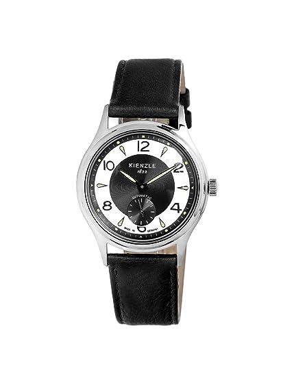 Kienzle K9141015021-00349 - Reloj analógico automático para hombre con correa de piel, color