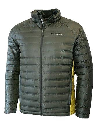 new products good quality limited sale Columbia Men'S Titan Ridge Down Jacket Gravel, Peppercorn