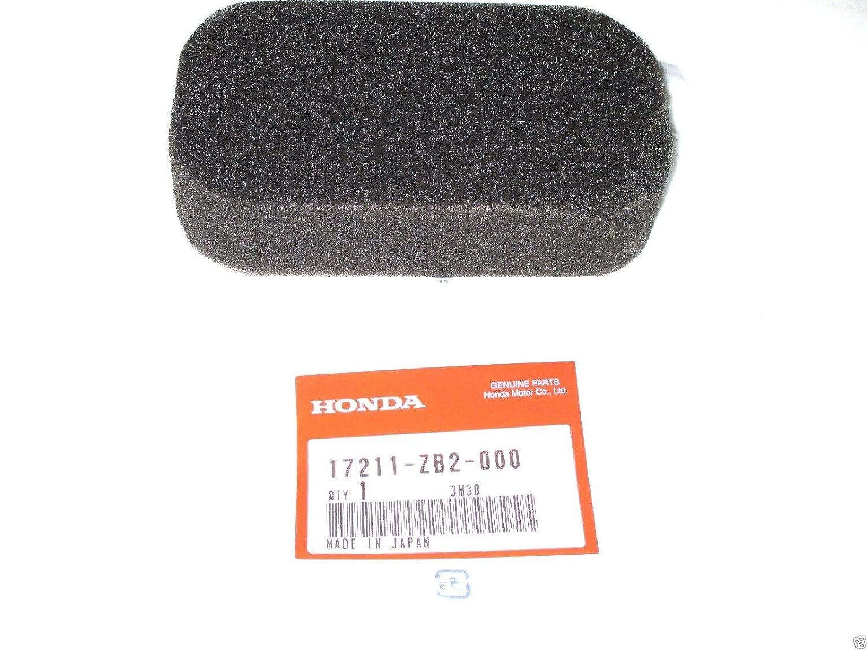 Air Filter to fit Honda GX160 Engine - Genuine Honda Part - 17211 ZB2 000 17211-ZB2-000
