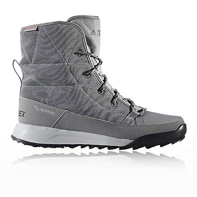 best service 16ea7 07f88 Adidas Terrex Choleah Padded CP, Chaussures de Randonnée Hautes Femme,  Multicolore-Gris