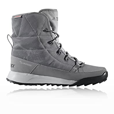 adidas Damen Terrex Choleah Padded CP Trekking- Wanderstiefel Grau 43.3 EU