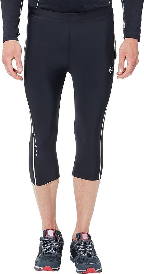 98 opinioni per Ultrasport Effetto Compressivo E Funzione Quick Dry 3/4, Pantalone Jogging