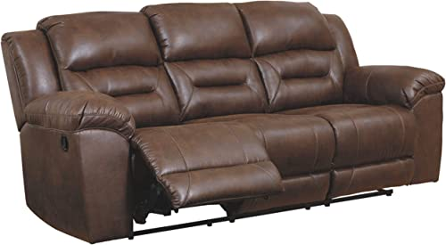 Signature Design Recliner Sofa