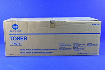 Konica Minolta A3VV150 105000páginas Negro tóner y cartucho láser ...