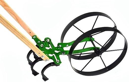 Hoss doble rueda azada: Amazon.es: Jardín