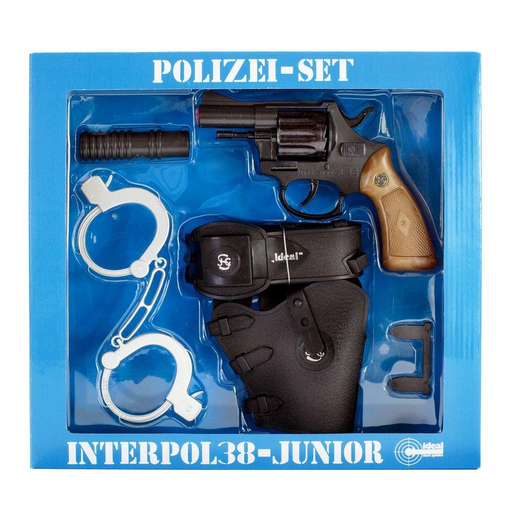 Pistole Sohni-Wicke Amorces 100 Zündblättchen Monition für Spielzeuggewehre