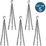TrustBasket® Hanging Metal Chain - Set of 5