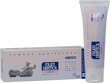 Oferta amazon: Multidermol Pomada Infantil - Protege y Cuida la Piel que Usa Pañales - Crema para el cambio de pañales - Ph Neutro - 50 gr