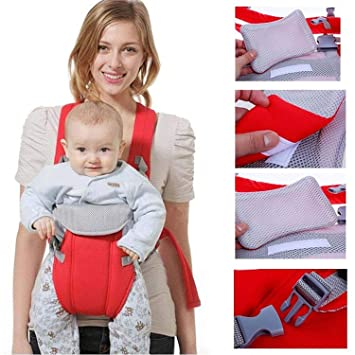 3bdf81a6e7d Buy Dealcrox Ultra Comfortable 2 in 1 Baby Carrier Baby Sling Front and  Back Online at Low Prices in India - Amazon.in
