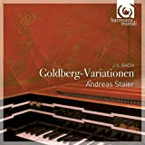 J.S. バッハ:ゴルトベルク変奏曲 BWV 988 (J.S.Bach: Goldberg Variations/ Andreas Staier) (1CD+1DVD)