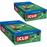 CLIF BARS - Energy Bars - Chocolate Chip - Made with Organic Oats - Plant Based Food - Vegetarian - Kosher (2.4 Ounce Protein