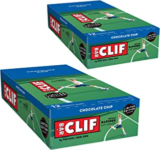product image for CLIF BAR - Energy Bars - Chocolate Chip Protein Bars - (2.4 oz Bars, 12 Count, 2-Pack) - Packaging May Vary