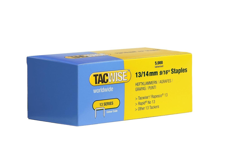 Tacwise 0236 - Grapas galvanizadas de tipo 13/14 mm