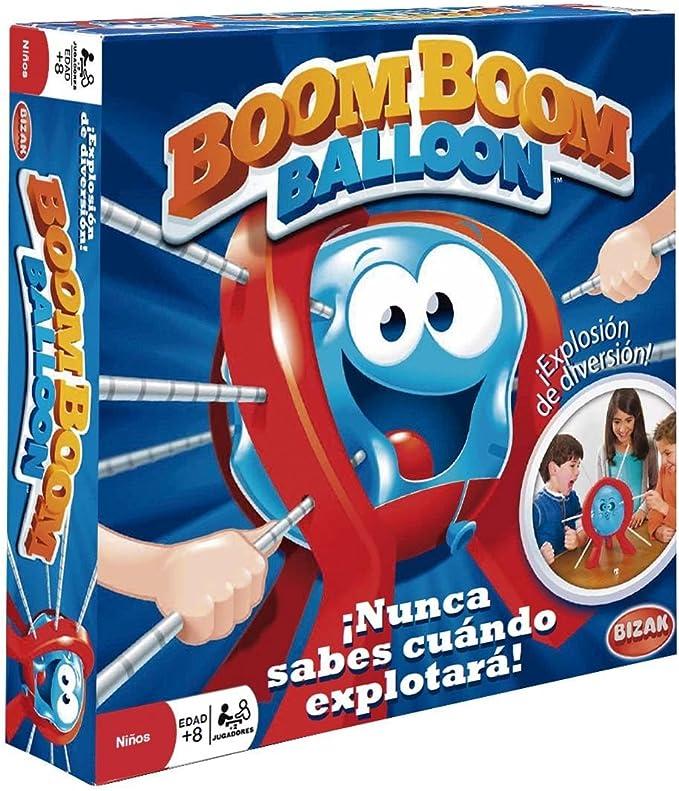 Bizak Juegos Booom Booom Balloon, Juego de Habilidad (61924183 ...