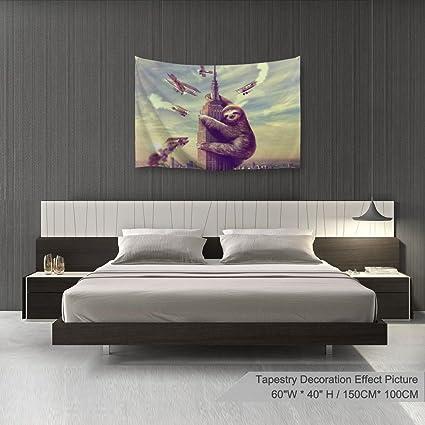 Amazon.com: XINYI Home Wall Hanging Nature Art Polyester Fabric ...