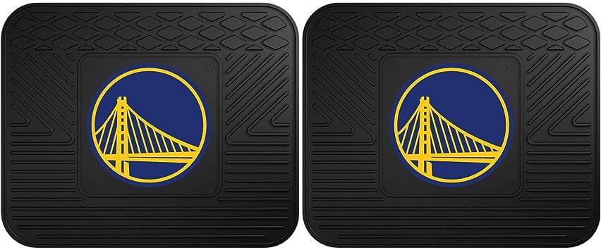 FANMATS NBA Golden State Warriors Vinyl Utility Mat 10021